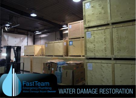 water fire smoke damage restoration lakewood denver co 100
